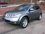 2005 Platinum Metallic Nissan Murano SL AWD #5126526