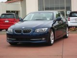 2011 Deep Sea Blue Metallic BMW 3 Series 335i Coupe #51575974