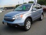 2008 Glacier Blue Metallic Honda CR-V EX-L #51576286