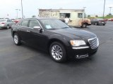 2011 Chrysler 300 Brilliant Black Crystal Pearl