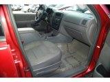 2003 Ford Explorer XLS Graphite Grey Interior