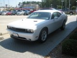 2011 Bright White Dodge Challenger SE #51576209