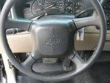 2002 Chevrolet Silverado 1500 LS Crew Cab Steering Wheel