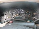 2002 Chevrolet Silverado 1500 LS Crew Cab Gauges