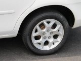 Dodge Neon 2001 Wheels and Tires