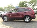 2008 Tango Red Pearl Honda CR-V EX 4WD #51576436