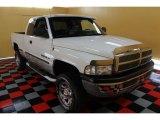 2001 Bright White Dodge Ram 2500 SLT Quad Cab 4x4 #51576234