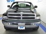 1999 Black Dodge Ram 1500 SLT Extended Cab 4x4 #51576252