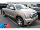 2008 Pyrite Mica Toyota Tundra Limited Double Cab #51576123