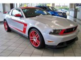 2012 Ford Mustang Boss 302 Laguna Seca Data, Info and Specs