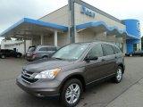 2011 Urban Titanium Metallic Honda CR-V EX 4WD #51614092