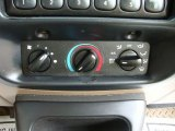 2000 Ford Explorer XLT 4x4 Controls