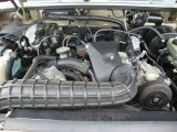 2000 Ford Explorer XLT 4x4 4.0 Liter OHV 12-Valve V6 Engine