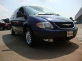2003 Midnight Blue Pearl Chrysler Town & Country Limited #51613948