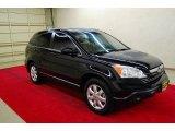 2008 Nighthawk Black Pearl Honda CR-V EX-L #51613629