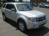 2012 Ford Escape Ingot Silver Metallic