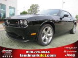 2011 Black Dodge Challenger R/T Plus #51613647