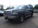 2001 Black Dodge Ram 1500 ST Club Cab 4x4 #51613656