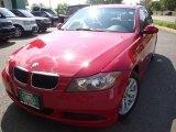 2007 Crimson Red BMW 3 Series 328i Sedan #51613971