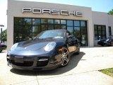 2008 Atlas Grey Metallic Porsche 911 Turbo Coupe #51614144
