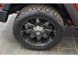 2011 Jeep Wrangler Sport 4x4 Custom Wheels