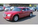 2008 Inferno Red Crystal Pearl Chrysler 300 Touring #51613857