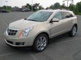 2011 Gold Mist Metallic Cadillac SRX FWD #51614006