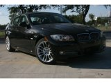 2011 Black Sapphire Metallic BMW 3 Series 335d Sedan #51613884