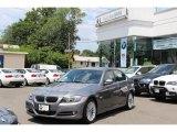 2010 Space Gray Metallic BMW 3 Series 335i xDrive Sedan #51613580