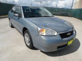 2007 Golden Pewter Metallic Chevrolet Malibu LS Sedan #51613713