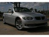2011 Titanium Silver Metallic BMW 3 Series 328i Convertible #51613891