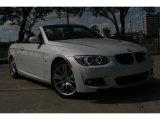 2011 Mineral White Metallic BMW 3 Series 335i Convertible #51613892