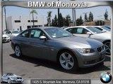 2009 Space Grey Metallic BMW 3 Series 335i Coupe #51613724