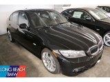 2011 Black Sapphire Metallic BMW 3 Series 335i Sedan #51613738
