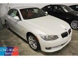 2011 Mineral White Metallic BMW 3 Series 328i Convertible #51613739