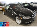 2011 Jet Black BMW 3 Series 328i Convertible #51613740
