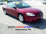 2006 Sport Red Metallic Chevrolet Monte Carlo LT #51613909