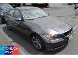 2008 Space Grey Metallic BMW 3 Series 328i Sedan #51613760