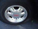 2001 GMC Sierra 1500 SLE Extended Cab 4x4 Wheel