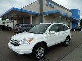 2011 Taffeta White Honda CR-V EX-L 4WD #51614073