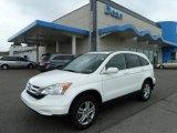 2011 Taffeta White Honda CR-V EX-L 4WD #51614074