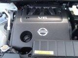 2011 Nissan Murano CrossCabriolet AWD 3.5 Liter DOHC 24-Valve CVTCS V6 Engine