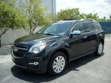 2011 Black Granite Metallic Chevrolet Equinox LTZ #51669631