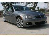 2011 Space Gray Metallic BMW 3 Series 335i Coupe #51669957