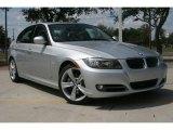 2011 Titanium Silver Metallic BMW 3 Series 335i Sedan #51669958