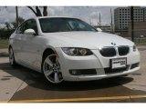 2007 Alpine White BMW 3 Series 335i Coupe #51669961
