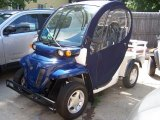 2009 GEM e eS Short Back Utility Electric Car