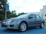 2011 Steel Blue Metallic Ford Fusion SEL #51669671