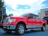 2011 Race Red Ford F150 XLT SuperCrew #51669673