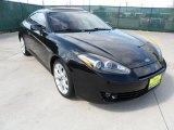 2008 Black Pearl Hyundai Tiburon GT Limited #51669828